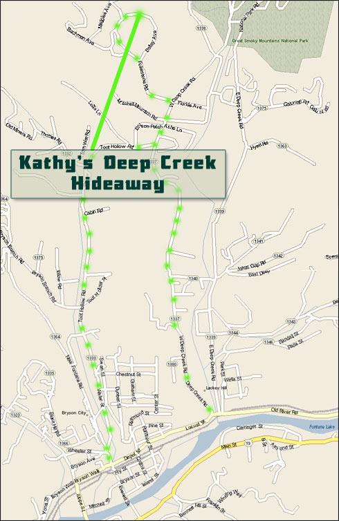 Deep Creek Hideaway Extras